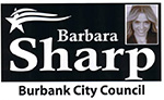 Barbara Sharp for Burbank City Council