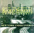 New York Undiscovered CD compilation